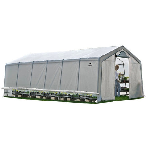 12x24x8 Heavy Duty Greenhouse - Buy Online at YardEpic.com