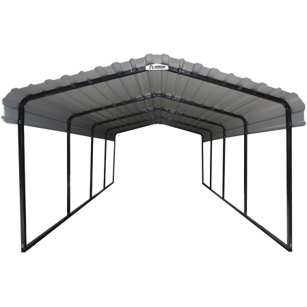 12x24x7 Ft CARPORT Outdoor Weather Protection - Buy Online at YardEpic.com