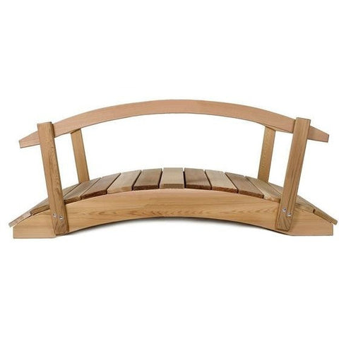 3 ft Garden Bridge FB36U-R - All Things Cedar - Buy Online at YardEpic.com
