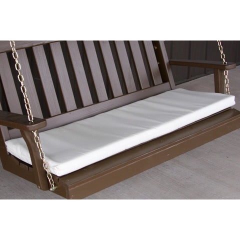 4 Ft Wide Bench Cushion Accessory - Buy Online at YardEpic.com
