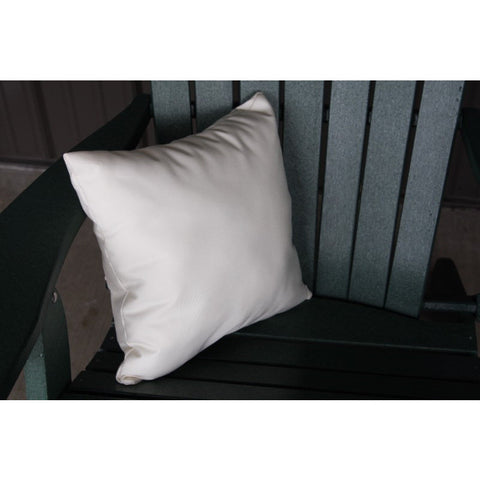 "20"" Pillow Accessory for Chairs Benches Swings - Buy Online at YardEpic.com"