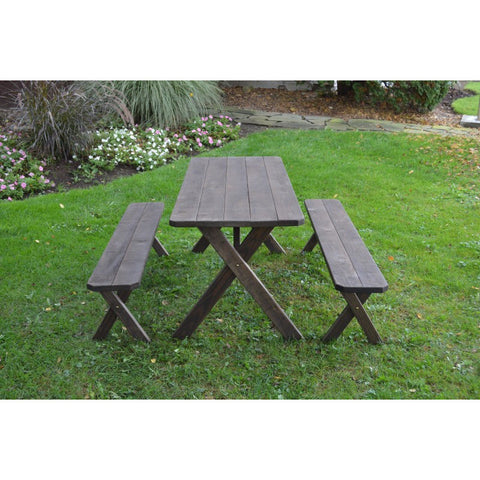 Pleasant Traditional Bench Only Pressure Treated Pine Yardepic Machost Co Dining Chair Design Ideas Machostcouk