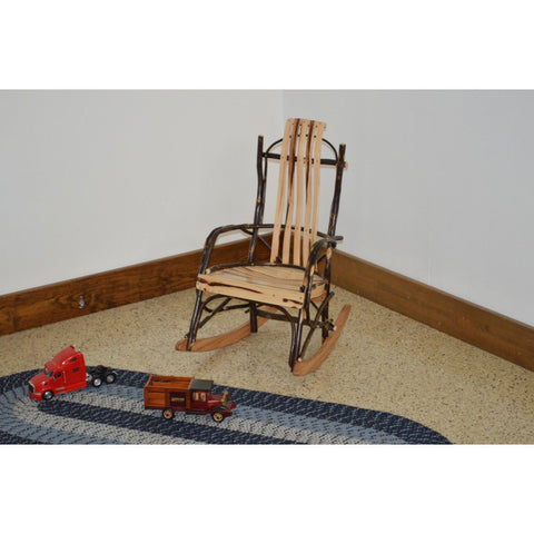 Hickory Child's Rocker - Buy Online at YardEpic.com