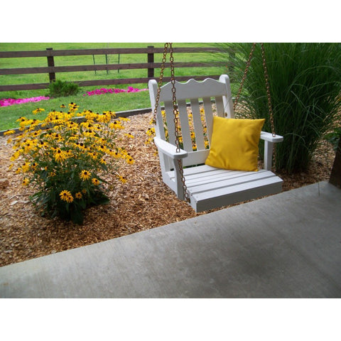 2 Foot Royal English Chair Any Color Pine - Buy Online at YardEpic.com