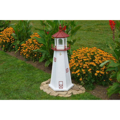 Marblehead, Ohio Replica Lighthouse - Buy Online at YardEpic.com