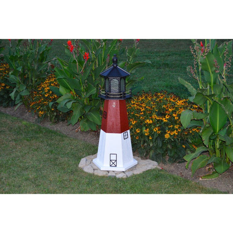 Barnegat, New Jersey Replica Lighthouse - Buy Online at YardEpic.com