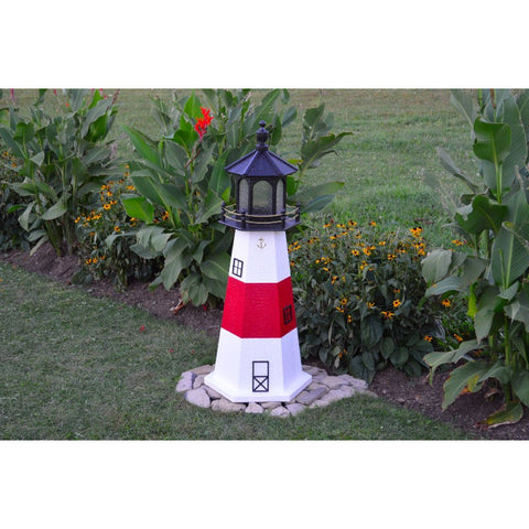 Montauk, New York Replica Lighthouse - Buy Online at YardEpic.com