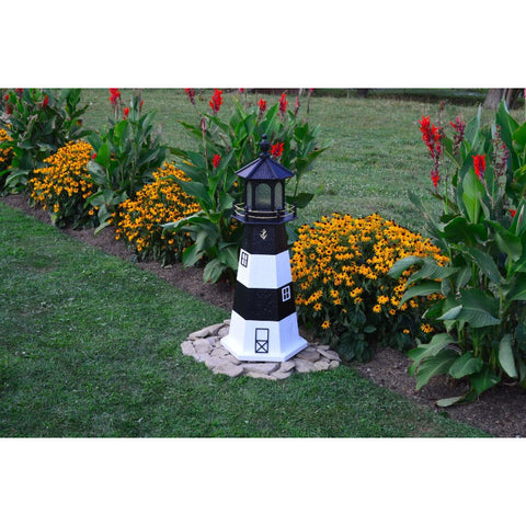 Fire Island, New York Replica Lighthouse - Buy Online at YardEpic.com