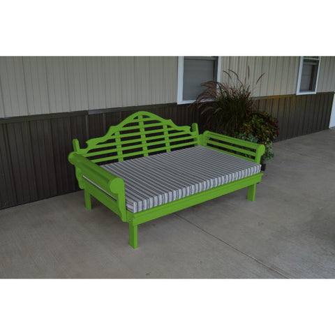 Marlboro Daybed in Yellow Pine - Buy Online at YardEpic.com