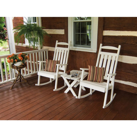 Classic Porch Rocker in Pine Wood - Buy Online at YardEpic.com
