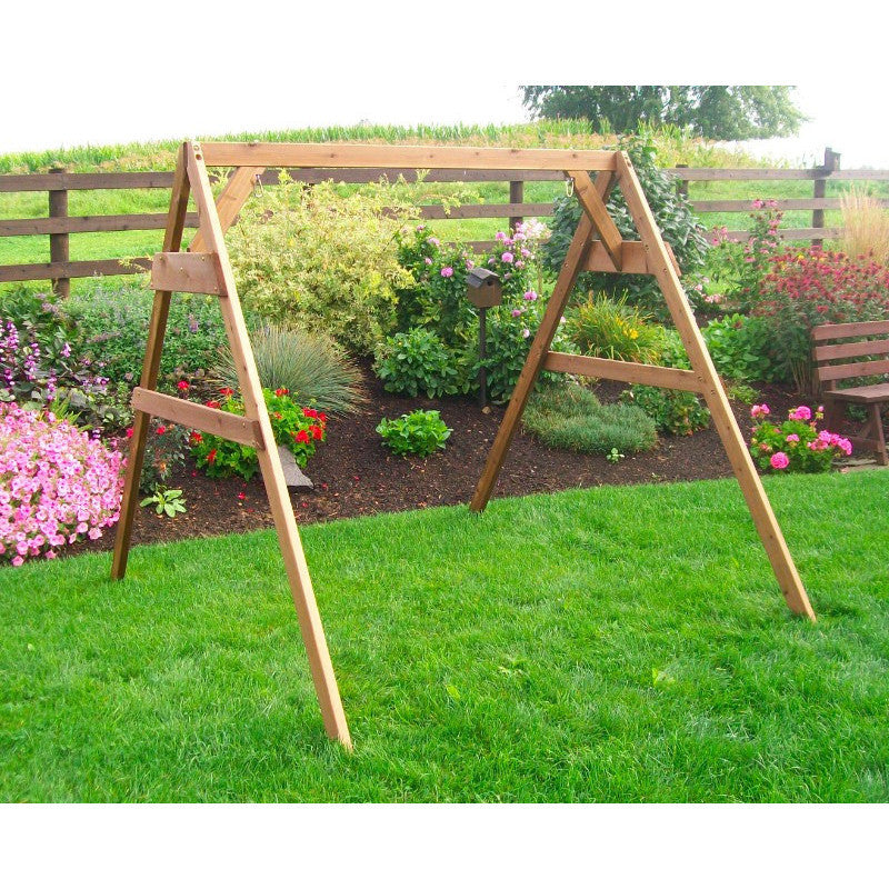 A-Frame Stand for Swing, Swingbed, Swingbench – YardEpic