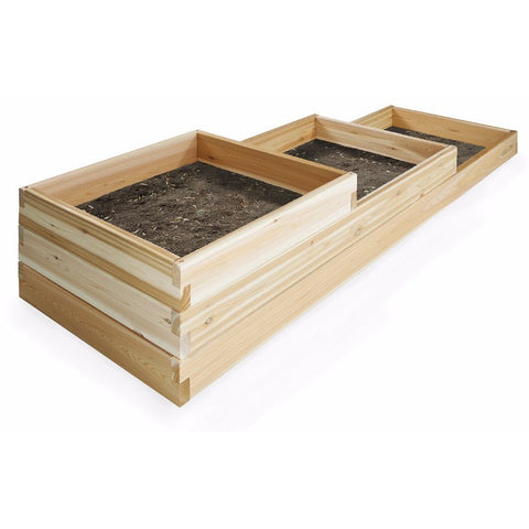 6ft. Tiered Garden Box - Buy Online at YardEpic.com