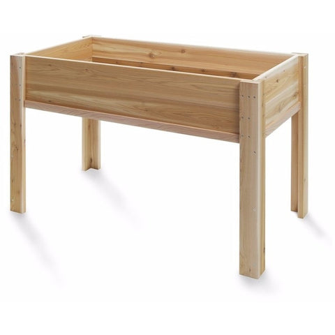 4ft. Raised Garden Box with Legs RGL34 - Buy Online at YardEpic.com