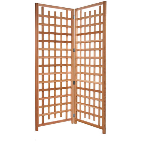 2pc. Trellis Screen Set TS33U-2 - All Things Cedar - Buy Online at YardEpic.com