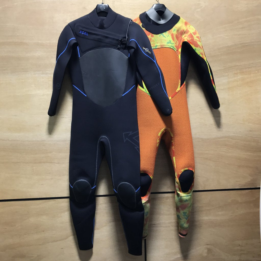 Wetsuits to get you through a South West Winter