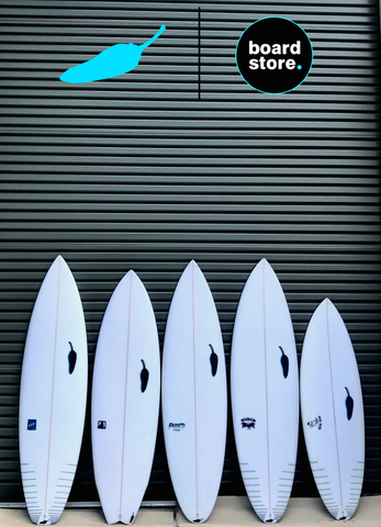Chilli surfboards/ boardstore colab