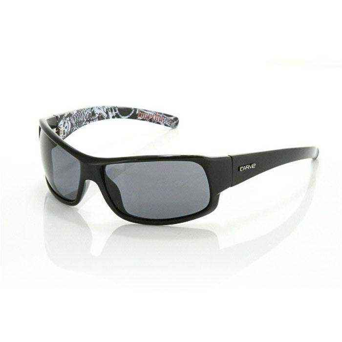 Carve Sonny Black Black Polarised - Board Store CarveSunglasses