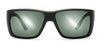 Otis Coastin Matte Black/Flash Mirror Grey Polar - Board Store Otis EyewearSunglasses