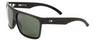 Otis Young Blood Polarised Reflect Matte Black/Flash Mirror Grey Polarised - Board Store Otis EyewearSunglasses