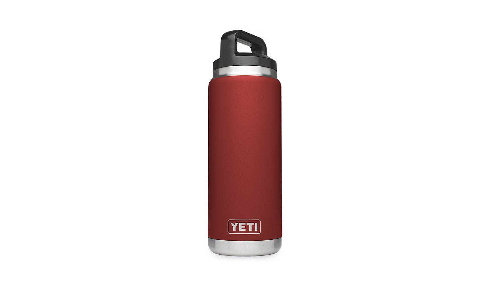 Yeti Rambler 26oz Bottle Brick Red - Board Store YetiDrinkware