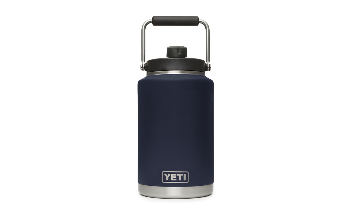 Yeti One Gallon Jug Navy - Board Store YetiDrinkware