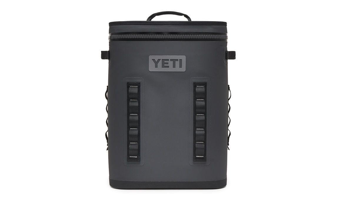 Yeti Hopper Flip 24 Charcoal (Top Handle) - Board Store YetiSoft Cooler