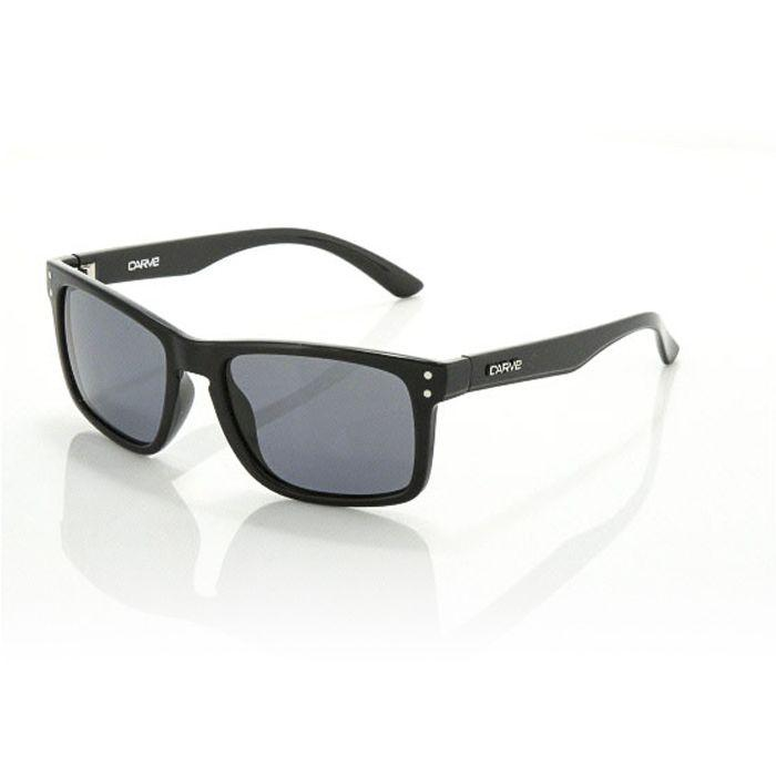 Carve Goblin Black Polarised - Board Store CarveSunglasses
