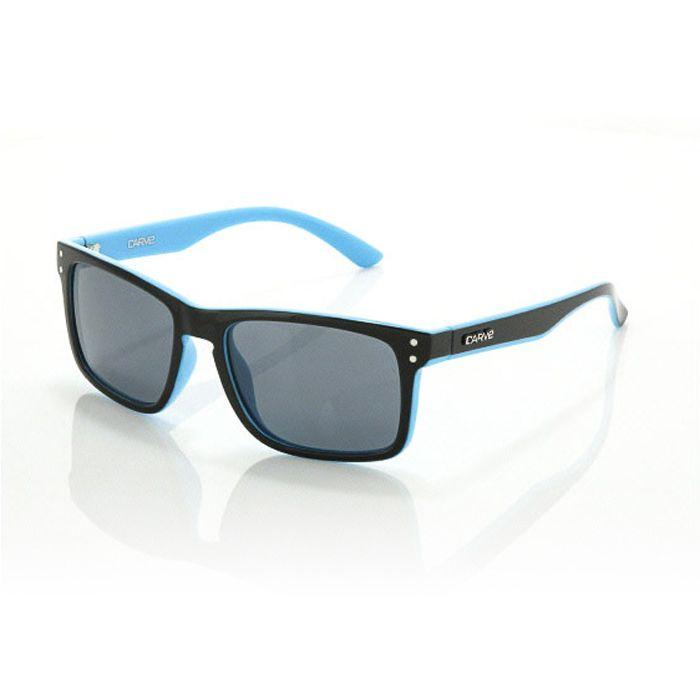 Carve Goblin Black/Blue Polarised - Board Store CarveSunglasses
