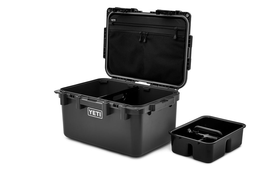 Yeti LoadOut GoBox Charcoal - Board Store YetiAccessories