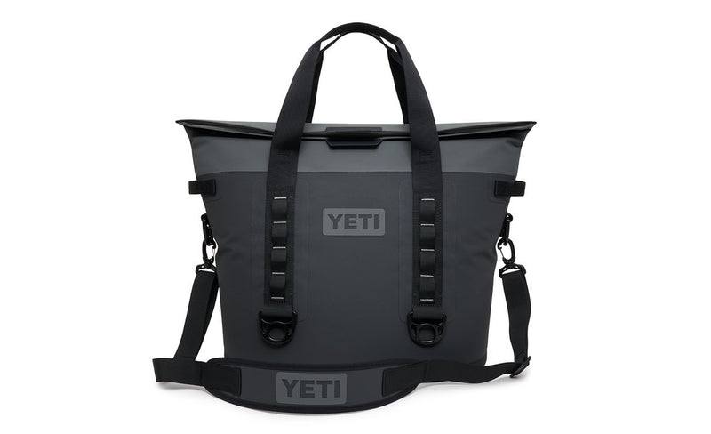 Yeti Hopper M30 Charcoal - Board Store YetiSoft Cooler