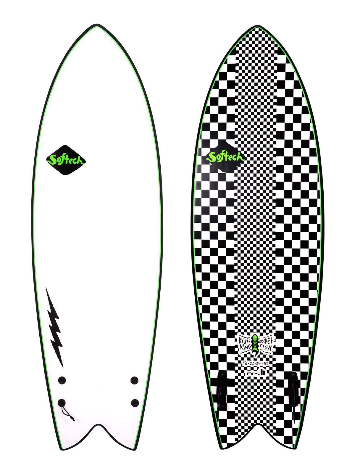 Softech Kyuss King Fish - Board Store SoftechSoftboard