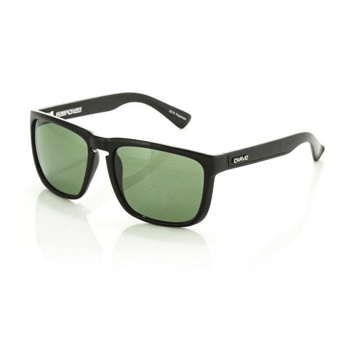 Carve Response Black Polarised - Board Store CarveSunglasses