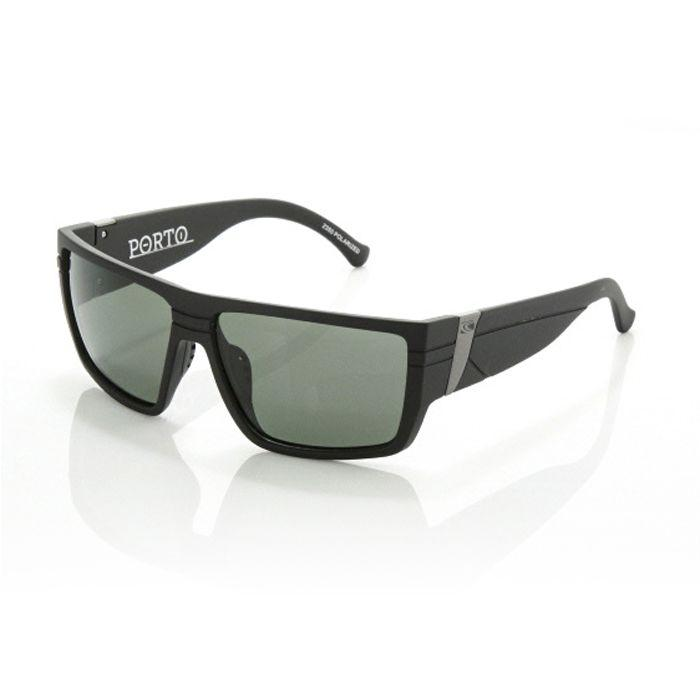 Carve Porto Matt Black Polarised - Board Store CarveSunglasses