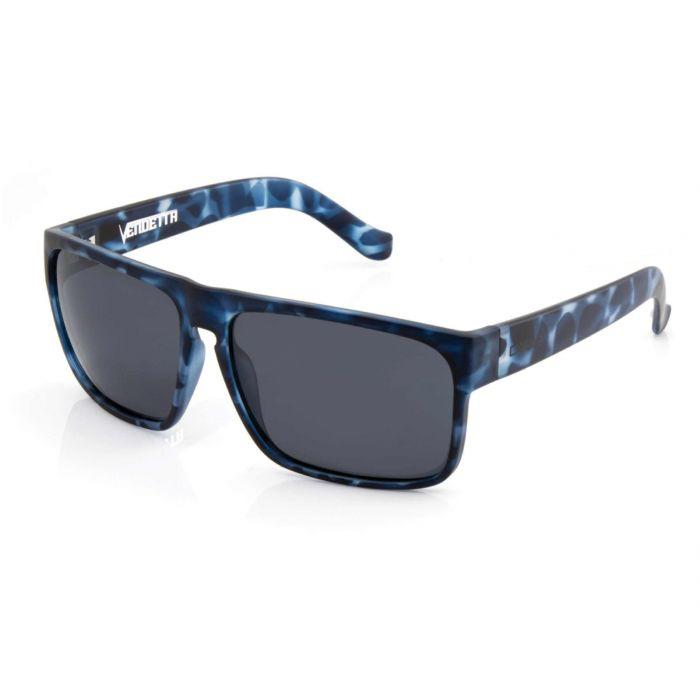 Carve Vendetta Blue Tort Polarised - Board Store CarveSunglasses