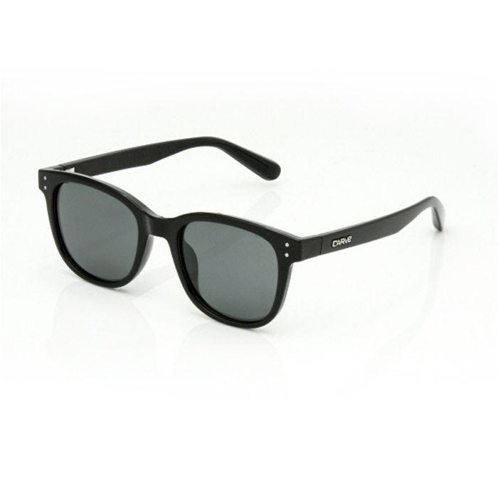 Carve Homeland Matt Black /Grey Polarised - Board Store CarveSunglasses