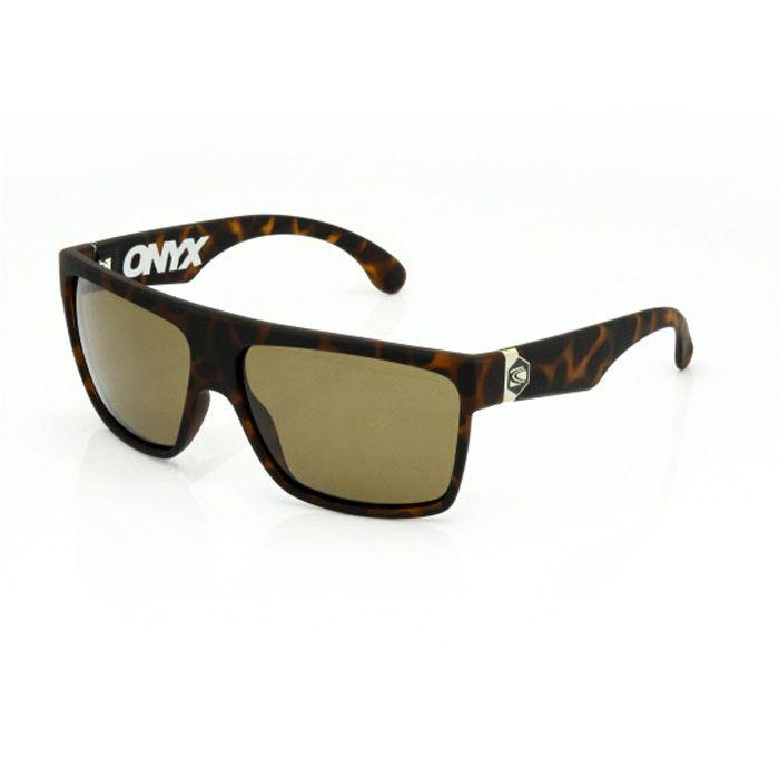 Carve Onyx Matt Tort Brown Polarised - Board Store CarveSunglasses
