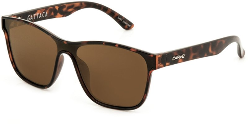 Carve Gattaca Brown/Tort Polarised - Board Store CarveSunglasses