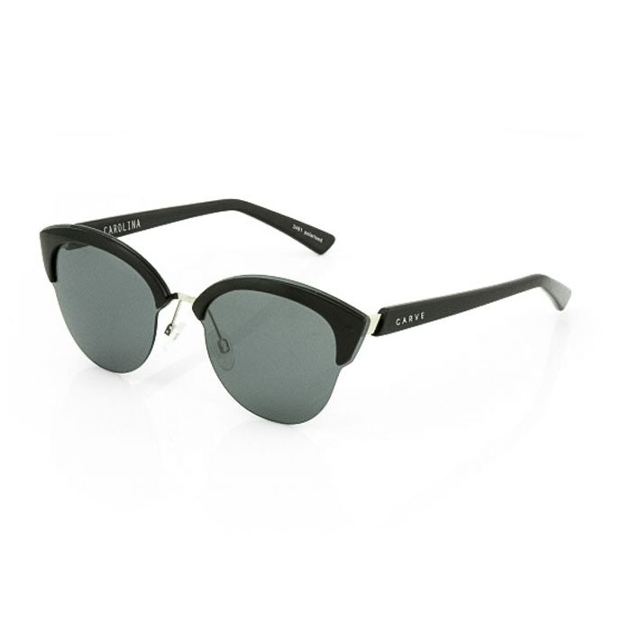 Carve Carolina Black / Grey Polarised - Board Store CarveSunglasses
