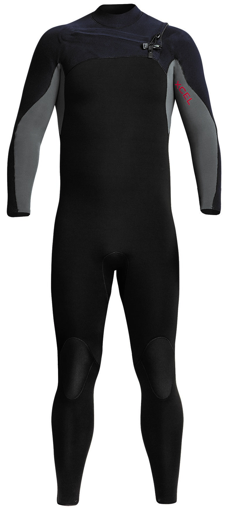 MEN'S XCEL PHOENIX 3/2 FULLSUIT CHEST ZIP - Board Store XcelWetsuits