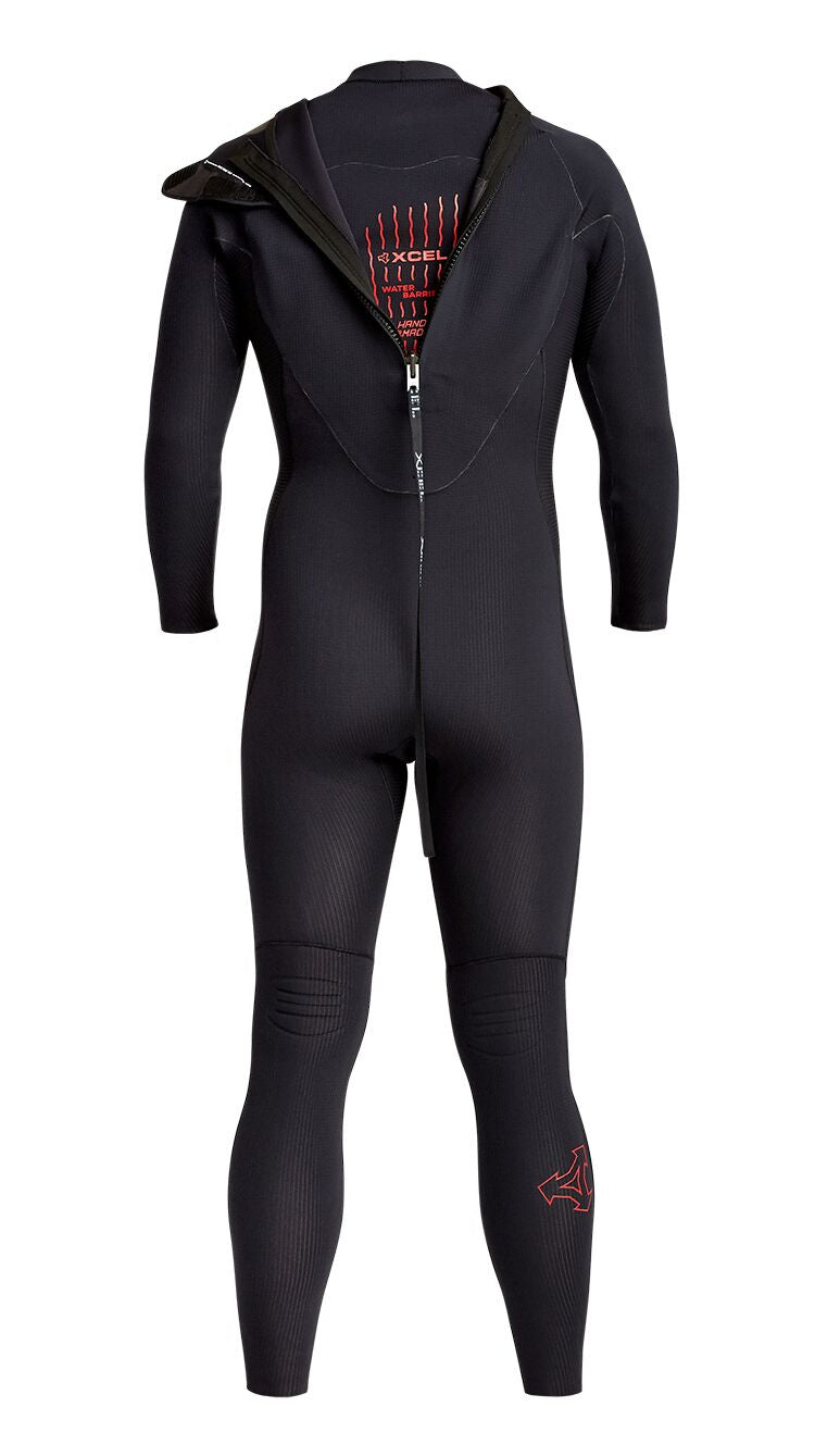 MEN'S XCEL RADIENT LTD 3/2 FULLSUIT BACKZIP - Board Store XcelWetsuits