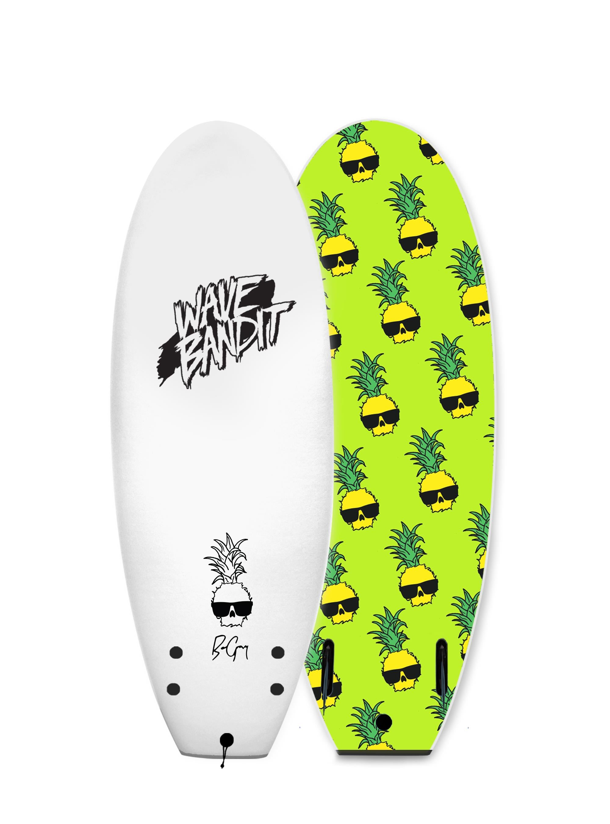 Catch Surf Wave Bandit 4'10 Twin Fin Performer - Ben Gravy - Board Store Catch SurfSoftboard