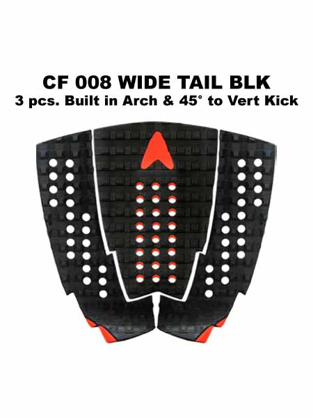 Astrodeck Christian Fletcher Wide Tail - Board Store AstrodeckTraction