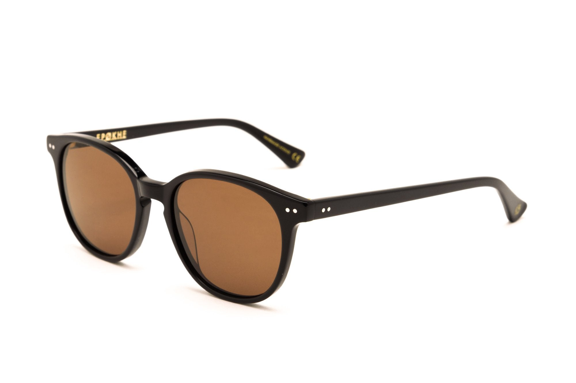 Epokhe ODIN - BLACK POLISHED/BRONZE - Board Store EpokheSunglasses