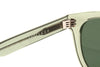 Epokhe ANTEKA 2.0 - SMOKE CRYSTAL POLISHED/GREEN - Board Store EpokheSunglasses