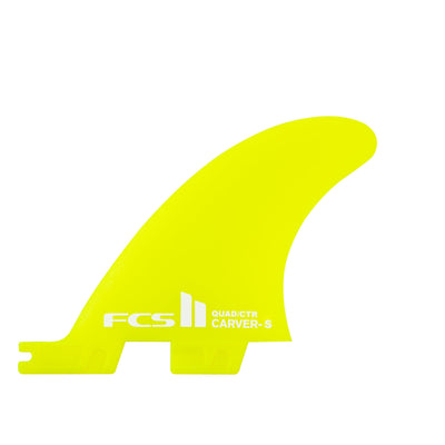 FCS II Carver Neo Glass Quad Rear Fins - Board Store FCSFins