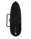 "Creatures FISH ICON LITE 5'10"" : BLACK SILVER - Board Store CreaturesBoardcover"