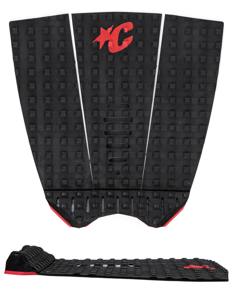 Creatures MICK FANNING LITE : BLACK RED - Board Store CreaturesTraction