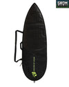 "Creatures GROM ICON LITE 5'6"" : BLACK GREEN - Board Store CreaturesBoardcover"