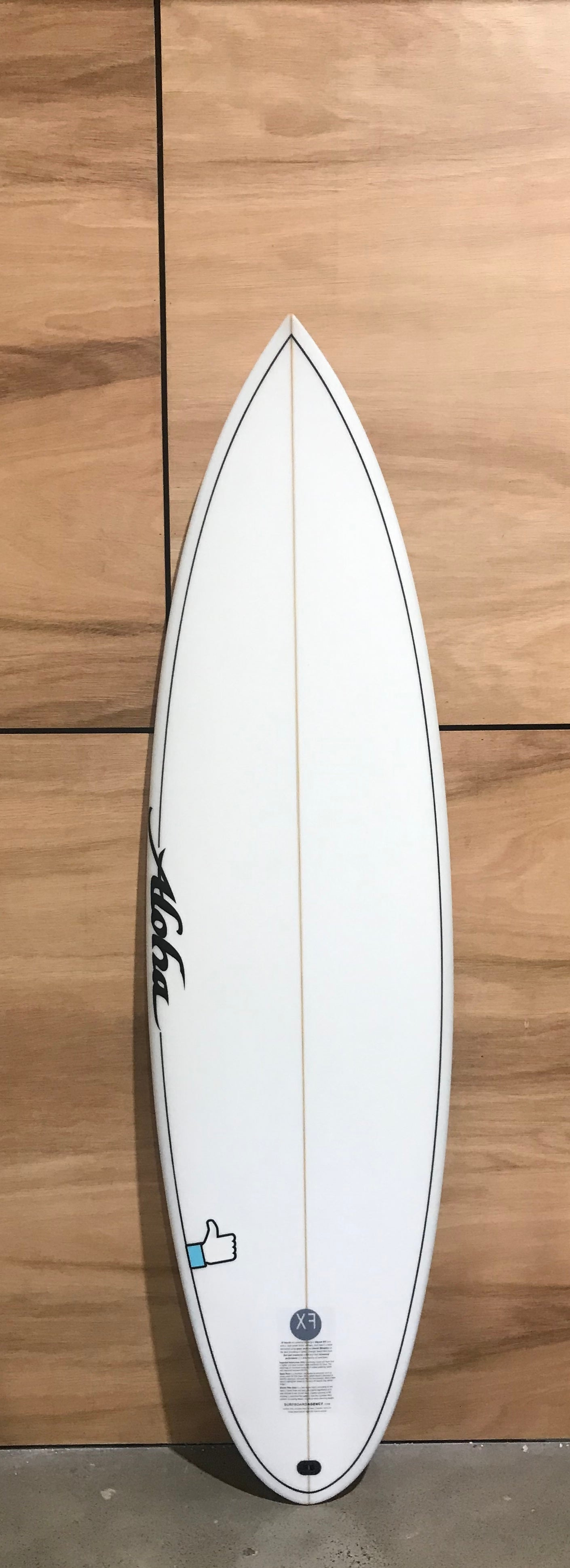 ALOHA THUMBS-UP XF - Board Store AlohaSurfboard
