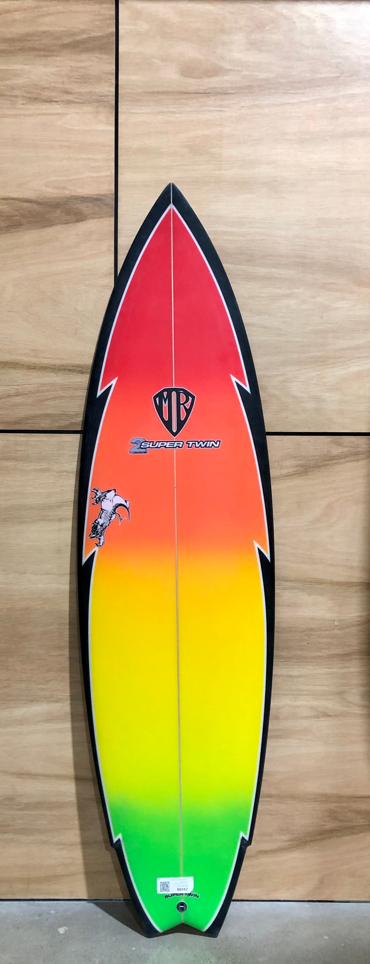 Mark Richards Super Twin 2+1 - Board Store LostSurfboard